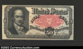 Fractional Currency:Fifth Issue, Fifth Issue 50c, Fr-1380, Choice CU. A lovely Crawford note ...