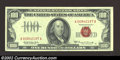 Small Size:Legal Tender Notes, 1966A $100 Legal Tender Note, Fr-1551, Choice AU. This is a ...