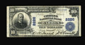 National Bank Notes:Pennsylvania, Warren, PA - $10 1902 Plain Back Fr. 631 The Citizens NB Ch. #2226. A high grade large example from this tougher Warren...