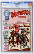 Bronze Age (1970-1979):Western, Super DC Giant #15 (DC, 1970) CGC NM 9.4 Off-white pages....
