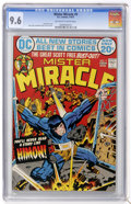 Bronze Age (1970-1979):Superhero, Mister Miracle #9 (DC, 1972) CGC NM+ 9.6 Off-white to whitepages....