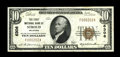 National Bank Notes:Oklahoma, Stroud, OK - $10 1929 Ty. 1 The First NB Ch. # 6306. A most attractive example which is several grades higher than the n...