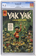 Silver Age (1956-1969):Humor, Four Color #1186 Yak Yak (Dell, 1961) CGC NM- 9.2 White pages....