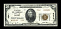 National Bank Notes:Oklahoma, Tulsa, OK - $20 1929 Ty. 2 The NB of Commerce Ch. # 9942. While eight large notes are listed in the census from this ver...