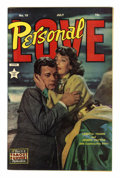 "Golden Age (1938-1955):Romance, Personal Love #10 Davis Crippen (""D"" Copy) pedigree (FamousFunnies, 1951) Condition: VF...."