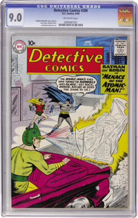 Detective Comics #280 (DC, 1960) CGC VF/NM 9.0 Off-white pages