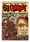"Golden Age (1938-1955):War, G.I. Combat #2 Davis Crippen (""D"" Copy) pedigree (Quality, 1952)Condition: VG+...."