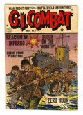 "Golden Age (1938-1955):War, G.I. Combat #6 Davis Crippen (""D"" Copy) pedigree (Quality, 1953)Condition: FN...."