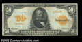 Large Size:Gold Certificates, Fr. 1199 $20 1913 Gold Certificate Very Fine. A solid ...