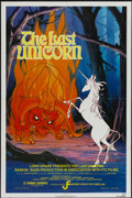 "Movie Posters:Animated, The Last Unicorn (Jensen Farley, 1982). One Sheet (27"" X 41"").Animated...."