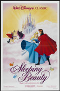 "Movie Posters:Animated, Sleeping Beauty (Buena Vista, R-1986). One Sheet (27"" X 41"").Animated...."