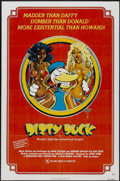 "Movie Posters:Animated, Dirty Duck (New World, 1977). One Sheet (27"" X 41""). Animated...."