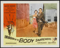 "Movie Posters:Science Fiction, Invasion of the Body Snatchers (Allied Artists, 1956). Lobby Card (11"" X 14""). Science Fiction...."