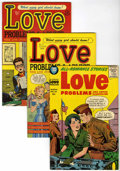 Golden Age (1938-1955):Romance, True Love Problems and Advice Illustrated File Copies Group(Harvey, 1949-58) Condition: Average VF/NM.... (Total: 46 ComicBooks)