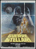 "Movie Posters:Science Fiction, Star Wars (20th Century Fox, 1977). Italian 4 - Folio (55"" X 76"").Science Fiction...."