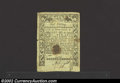 Colonial Notes:Rhode Island, May, 1786, 1s, Rhode Island, RI-292, VF. This note has very ...