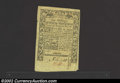 Colonial Notes:Rhode Island, May, 1786, 6s, Rhode Island, RI-296, XF. This note is lightly ...