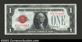 Small Size:Legal Tender Notes, 1928 $1 Legal Tender Note, Fr-1500, Superb Gem CU. This is an ...
