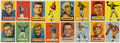 Football Cards:Sets, 1957 Topps Partial Football Set. Offered is a 1957 Topps partial set of 98/154 cards (missing 56 cards including #'s 26 Mat...