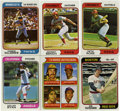 Baseball Cards:Sets, 1974 Topps High Grade Baseball Near Set (606/660).Offered is a 1974 Topps near set of 606/660 cards (missing 54 cards includ...