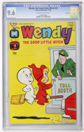 Silver Age (1956-1969):Humor, Wendy, the Good Little Witch #51 File Copy (Harvey, 1968) CGC NM+ 9.6 Off-white to white pages....
