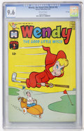 Silver Age (1956-1969):Humor, Wendy, the Good Little Witch #42 File Copy (Harvey, 1967) CGC NM+ 9.6 Off-white pages....