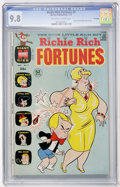 Bronze Age (1970-1979):Cartoon Character, Richie Rich Fortunes #5 File Copy (Harvey, 1972) CGC NM/MT 9.8Off-white to white pages....