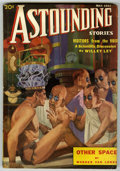 Pulps:Science Fiction, Astounding Stories Group (Street & Smith, 1937-54) Condition:Average VG....