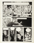 "Original Comic Art:Panel Pages, Bernie Wrightson - ""Freak Show"" Page Original Art (Heavy Metal,circa 1982)...."