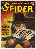 Pulps:Hero, The Spider Group (Popular, 1942-43) Condition: VG unless otherwise stated.... (Total: 14 Comic Books)