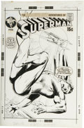 Original Comic Art:Covers, Neal Adams - Superman #234 Cover Original Art (DC, 1971). ...