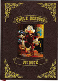 Books:Fine Press and Limited Editions, Uncle Scrooge McDuck His Life & Times 589/5000 (Celestial Arts,1981) Condition: NM....