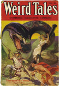 Pulps:Horror, Weird Tales December 1932 (Popular Fiction, 1932) Condition:GD+....