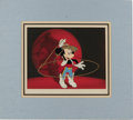 Animation Art:Presentation Cel, Mickey Mouse Animation Cel and Background Original Art (Walt Disney, circa 1940)....