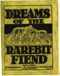 Dreams of the Rarebit Fiend #nn (Frederick A. Stokes Co., 1905) Condition: Apparent VG