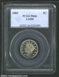 Patterns: , 1882 5C Liberty Head Five Cents, Judd-1690, Pollock-1892, R.5-...