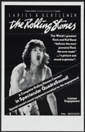 """Movie Posters:Rock and Roll, Ladies and Gentlemen: The Rolling Stones (Dragon Aire, 1973).Poster (24"""" X 38""""). Rock and Roll...."""