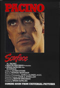 """Movie Posters:Crime, Scarface (Universal, 1983). One Sheet (27"""" X 41"""") Advance.Crime...."""