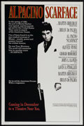"""Movie Posters:Crime, Scarface (Universal, 1983). One Sheet (27"""" X 41""""). Crime...."""