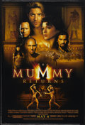 "Movie Posters:Adventure, The Mummy Returns (Warner Brothers, 2001). One Sheet (27"" X 40"")DS. Adventure...."