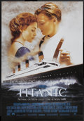 "Movie Posters:Academy Award Winner, Titanic (20th Century Fox, 1997). British Poster (40"" X 57.5"").Academy Award Winner...."