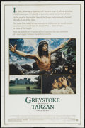 "Movie Posters:Adventure, Greystoke: The Legend of Tarzan, Lord of the Apes (Warner Brothers,1983). Poster (30"" X 40""). Adventure...."