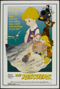 "Movie Posters:Animated, The Rescuers (Buena Vista, 1977). Australian One Sheet (27"" X 40"").Animated...."