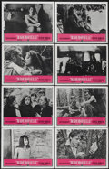 """Movie Posters:Drama, Mademoiselle (Lopert, 1966). Lobby Card Set of 8 (11"""" X 14""""). Drama.... (Total: 8 Items)"""