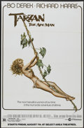 "Movie Posters:Adventure, Tarzan the Ape Man (MGM, 1981). New York One Sheet (29.5"" X 45.5"").Adventure...."