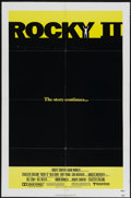 """Movie Posters:Sports, Rocky II (United Artists, 1979). One Sheet (27"""" X 41""""). Sports...."""