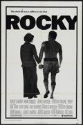 "Movie Posters:Sports, Rocky (United Artists, 1977). One Sheet (27"" X 41""). Sports...."