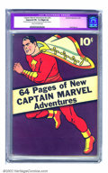 Golden Age (1938-1955):Superhero, Captain Marvel Adventures #1 (Fawcett, 1941) CGC Apparent FN- 5.5 Slight (A) Cream to off-white pages. A great Golden Age ke...