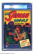 Golden Age (1938-1955):Superhero, Doc Savage Comics #1 (Street & Smith, 1940) CGC VF/NM 9.0 Cream to off-white pages. Street & Smith Publications introduced t...