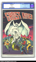Golden Age (1938-1955):Western, Ghost Rider #4 (Magazine Enterprises, 1951) CGC NM 9.4 Off-whitepages. This classic Frank Frazetta cover is on everybody's ...